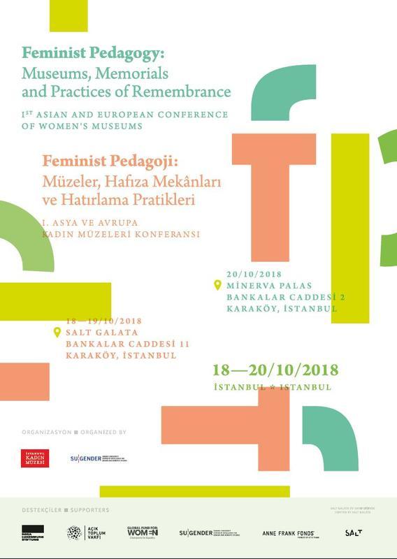 """""""Feminist Pedagogy"""" poster"""