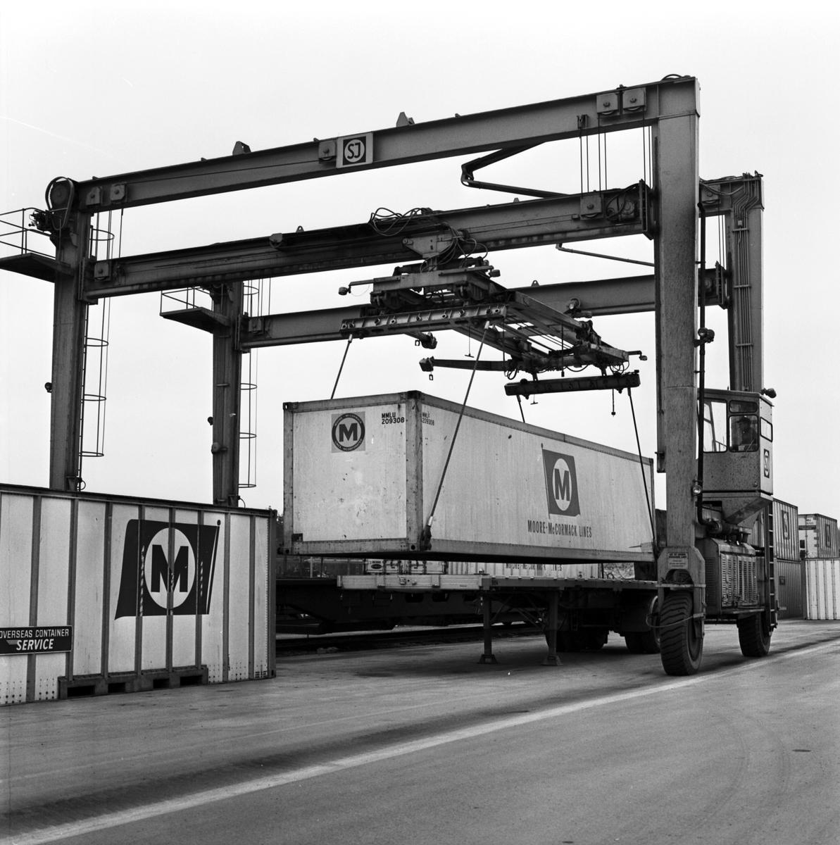 Containerhantering