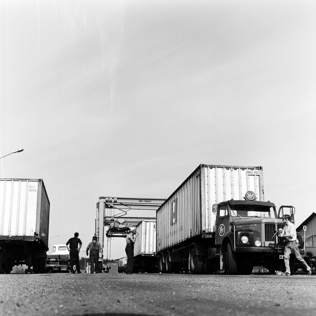 Norsk containertransport
