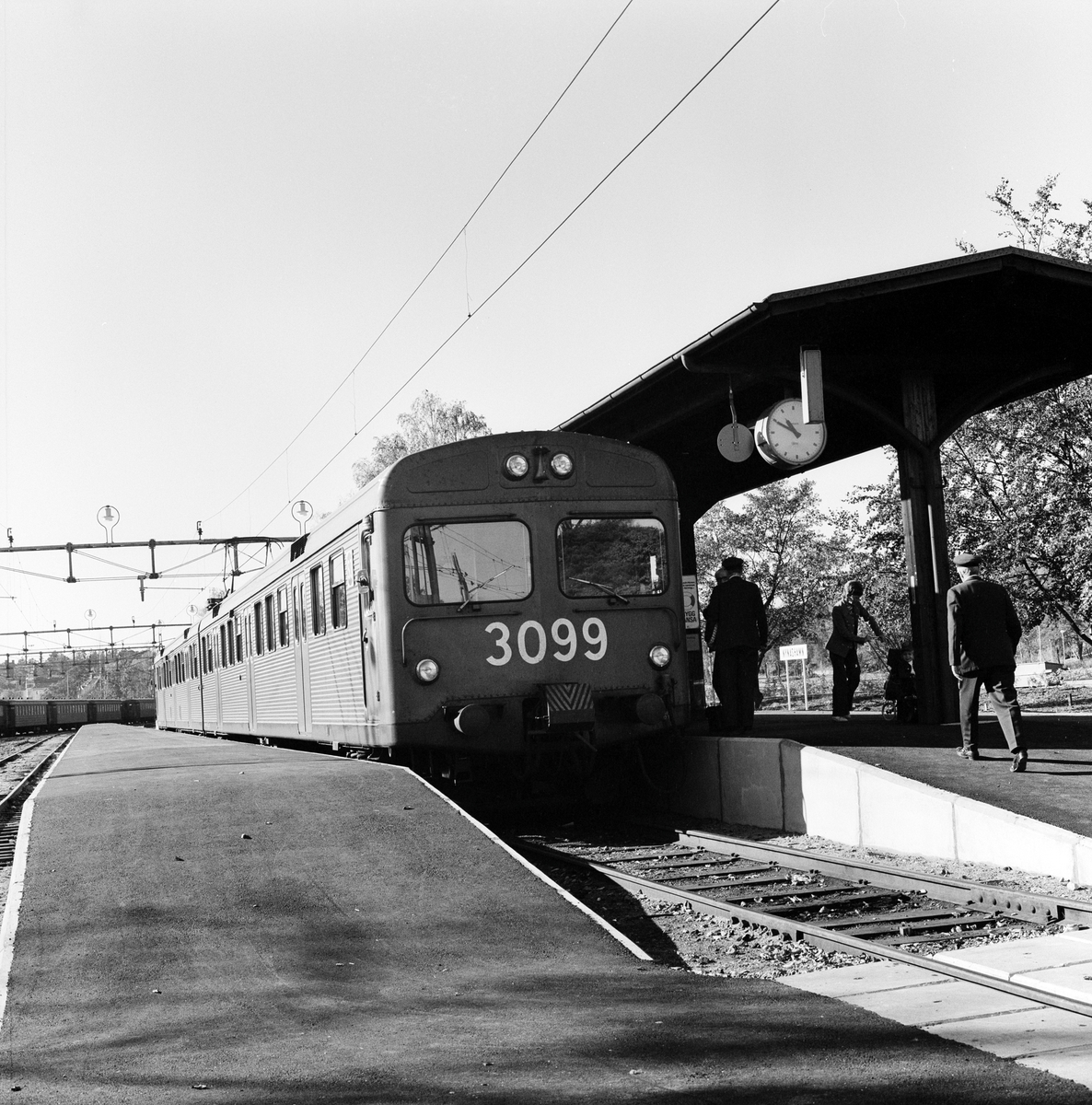 Statens Järnvägar, SJ X1 3099 motorvagnståg.