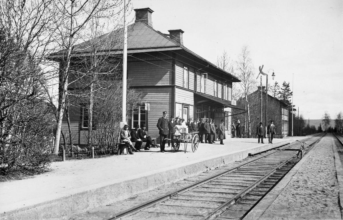 Ragunda station