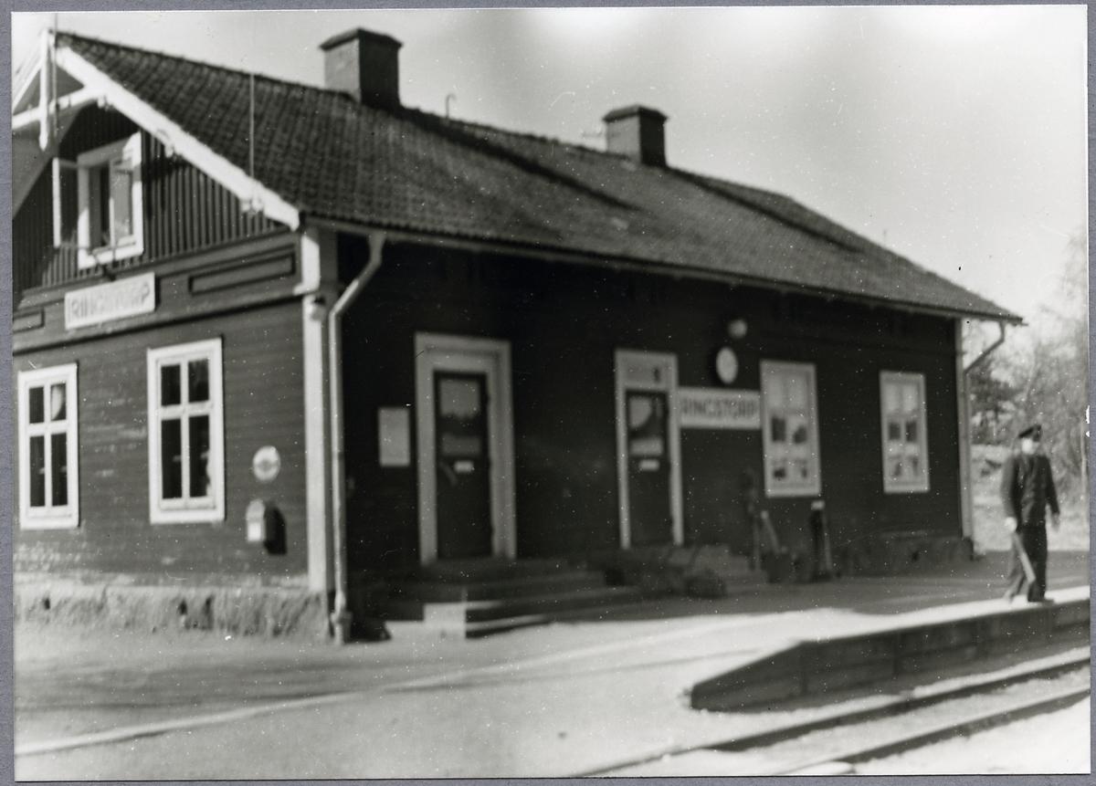Ringstorp station.