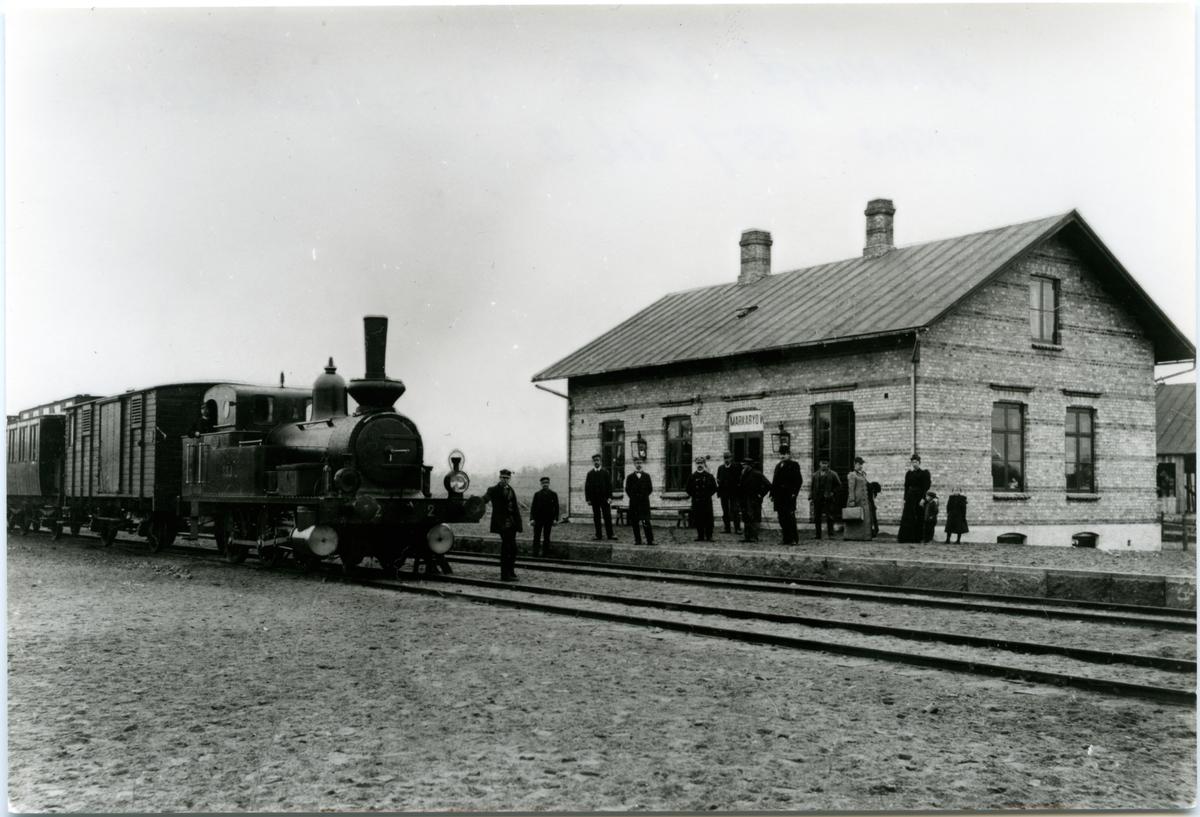 Skåne - Smålands Järnväg, SSJ lok 2.
