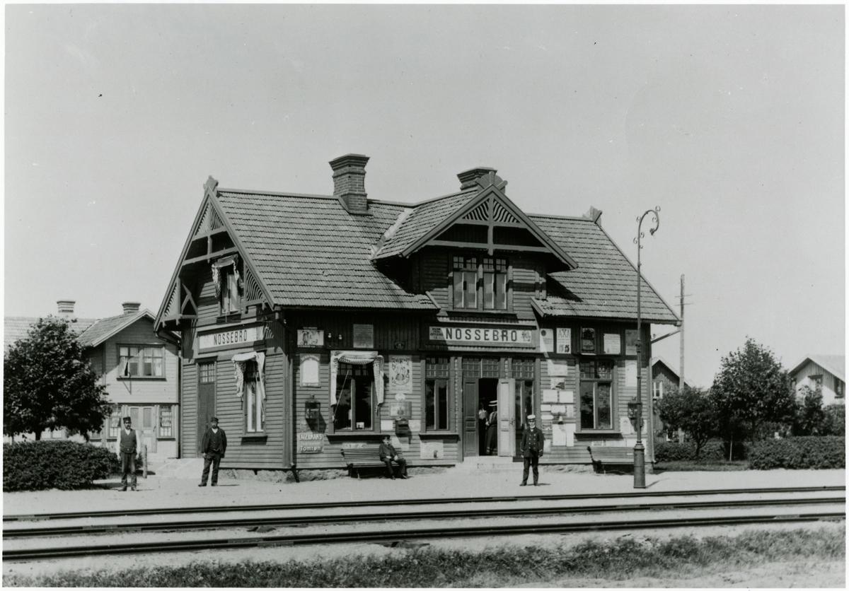 Västergötland - Göteborgs Järnväg, VGJ,