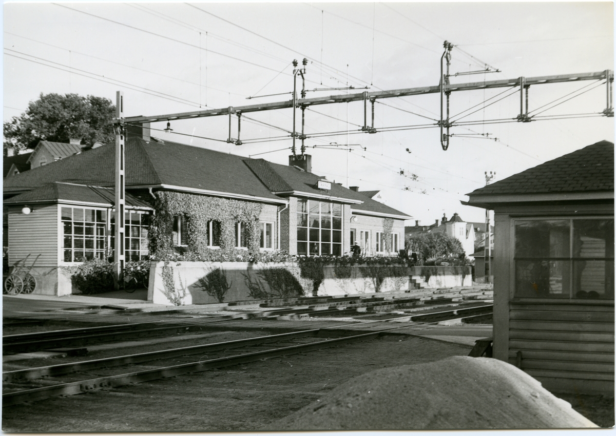 Tranås station.