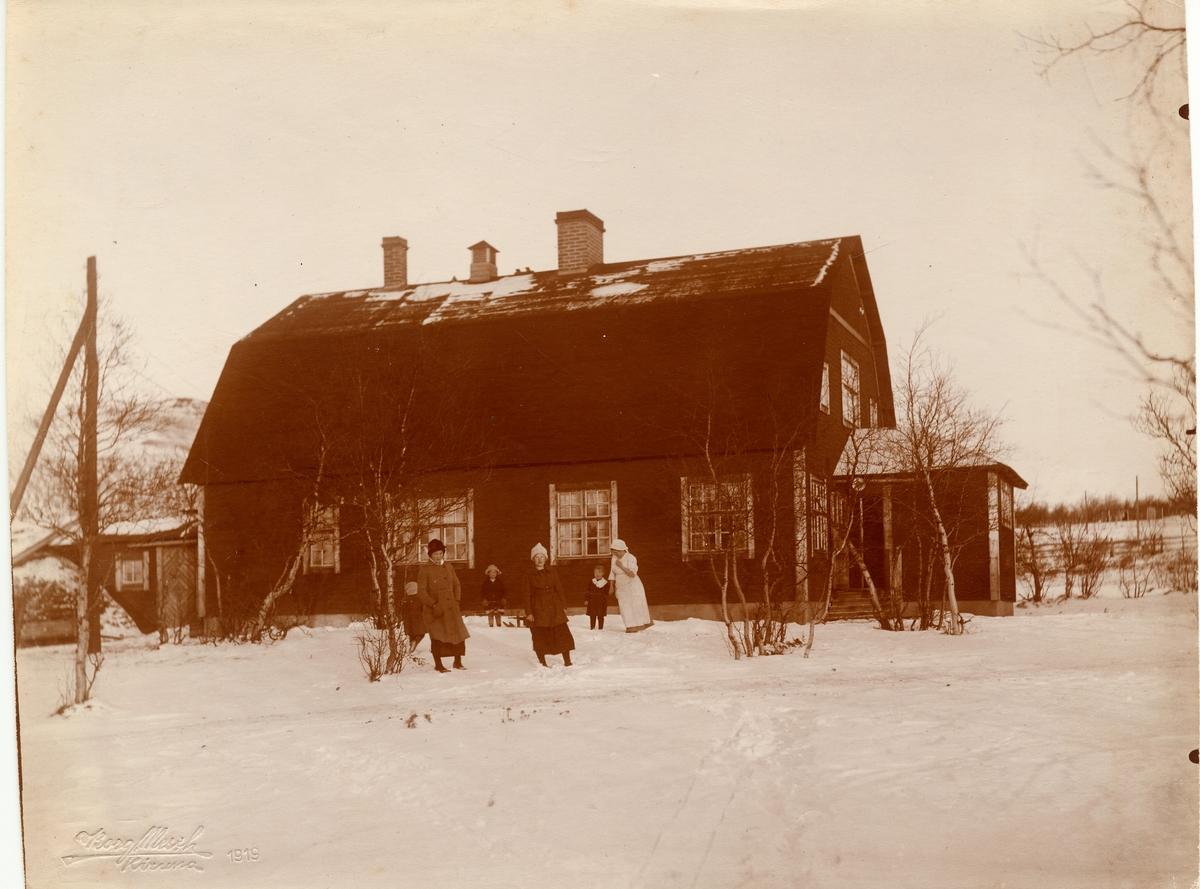 Centralköket i Kiruna