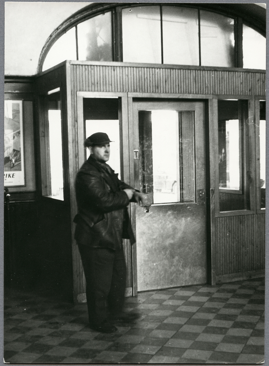 Krylbo station.