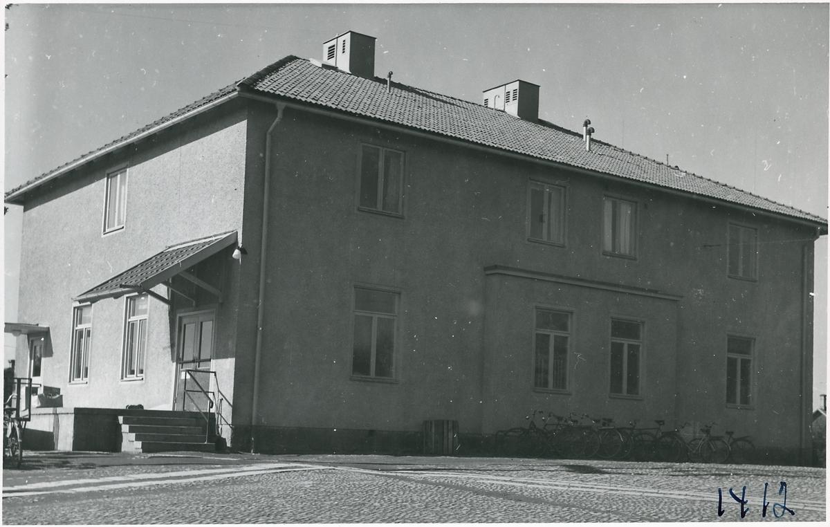 Stationshuset i Vara.