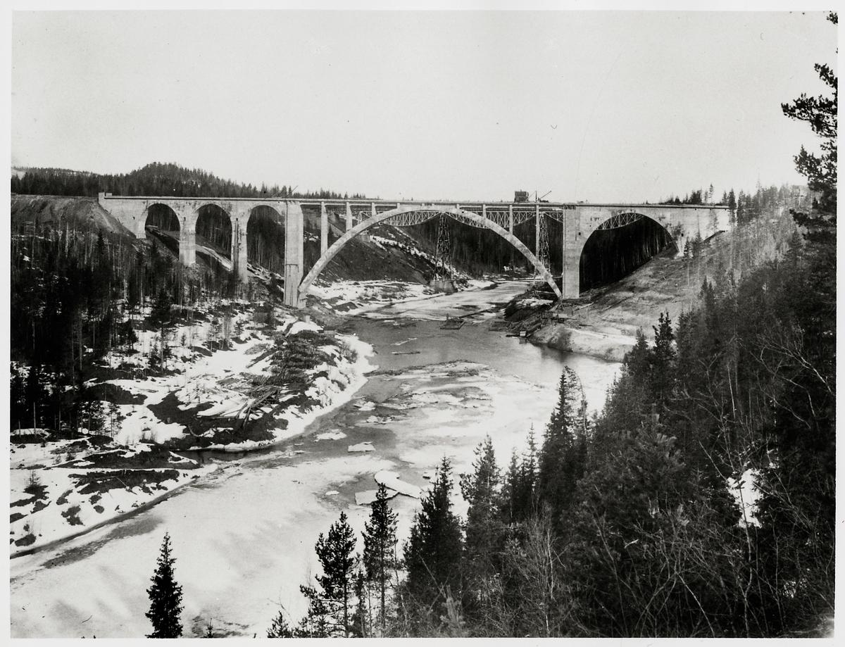 Bron över Öreälven (Nyåkersbron).
