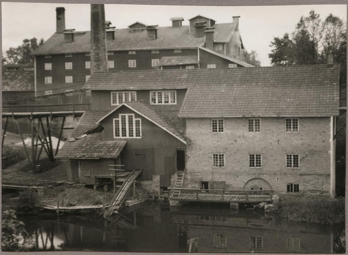 Tegelbruket vid Hårsbäck.