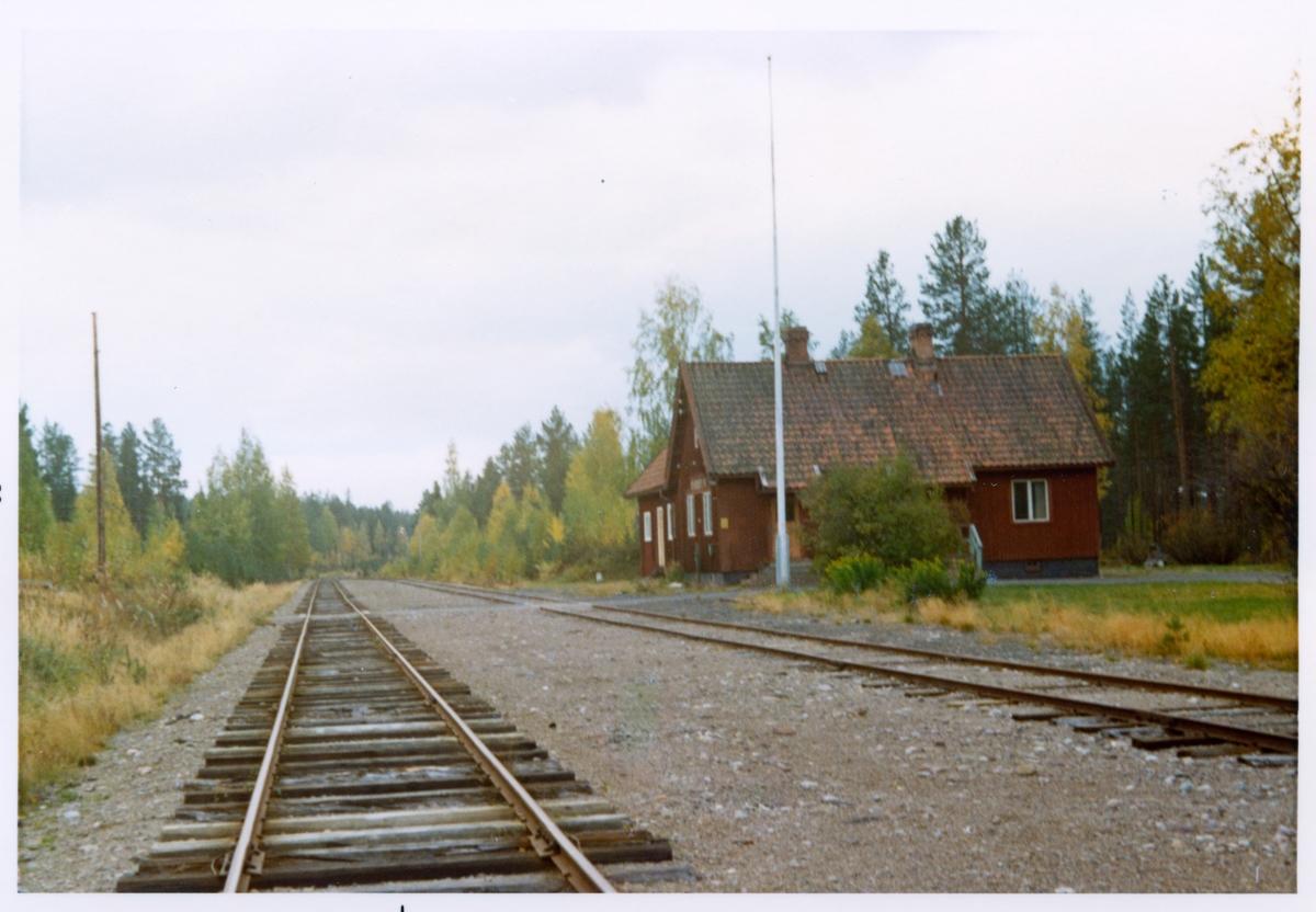 Öjvallberget station.