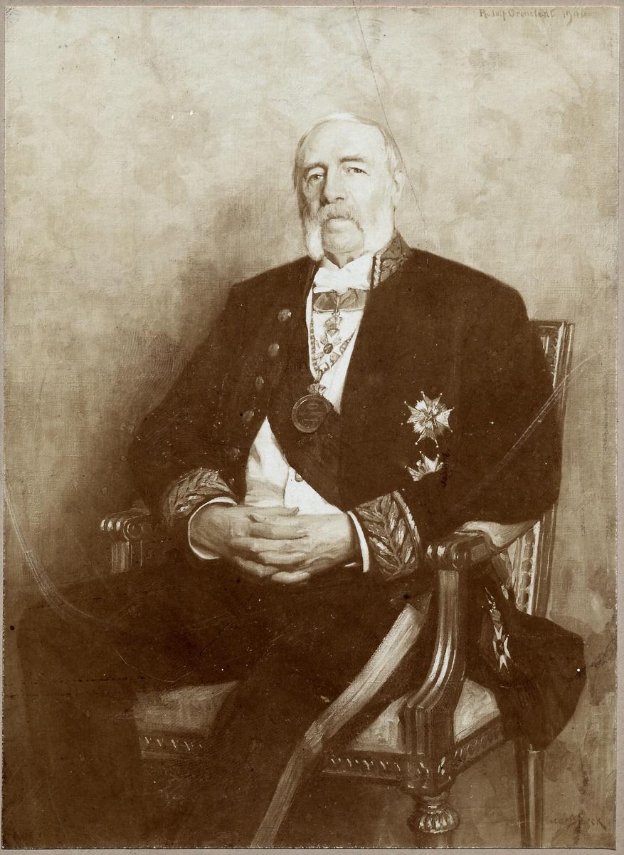 Rudolf Cronstedt.