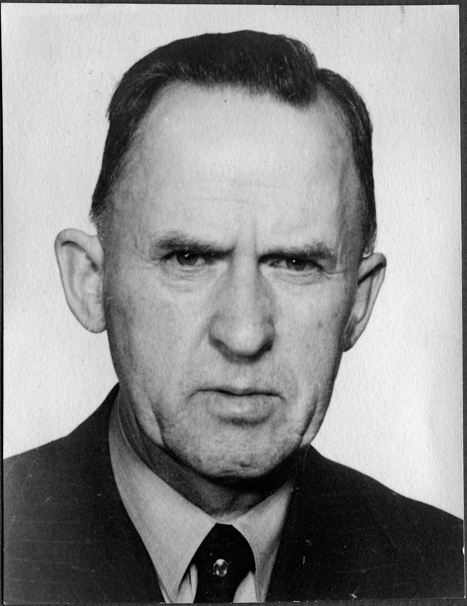 Carl Vilhelm Dahlberg.