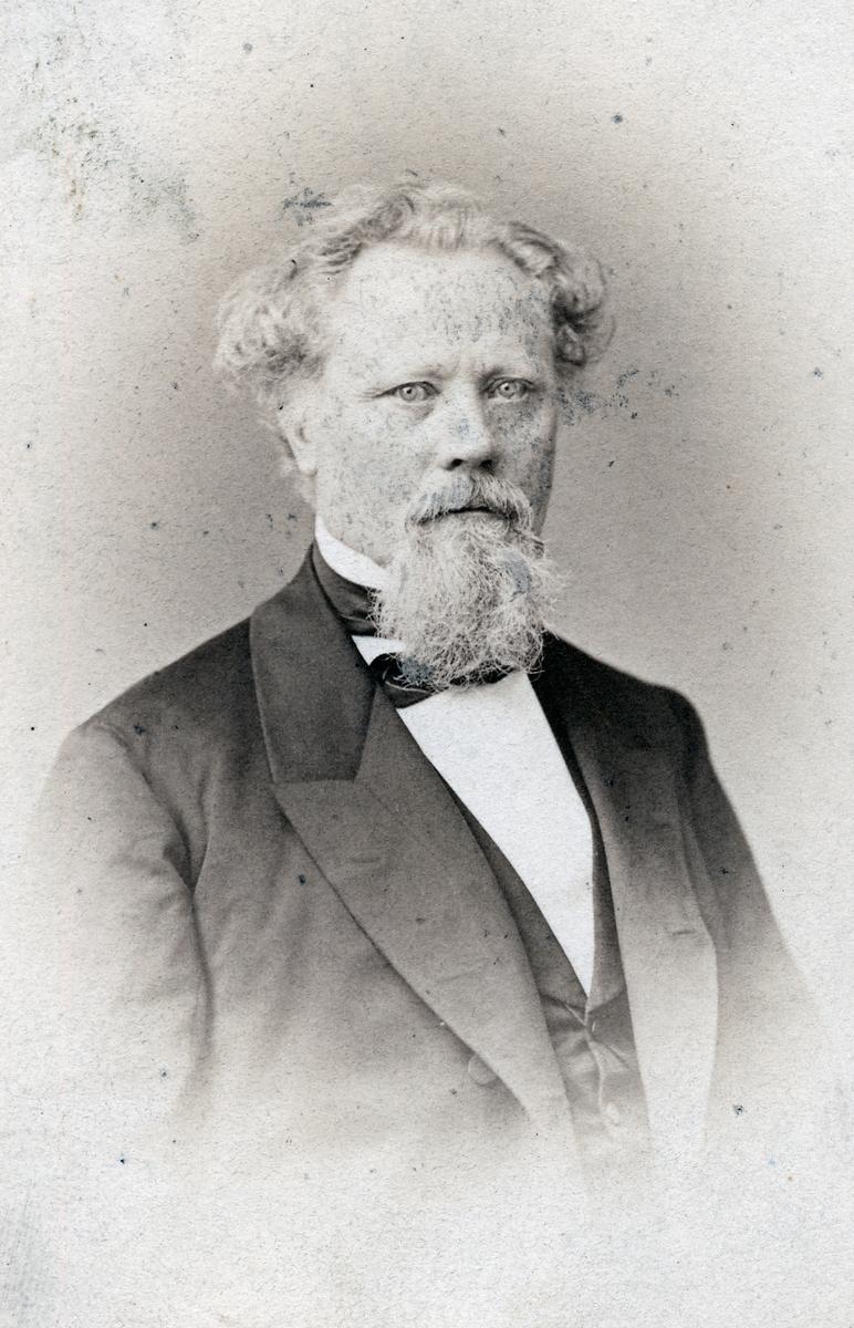 Författare Carl Fredrik Ridderstad.