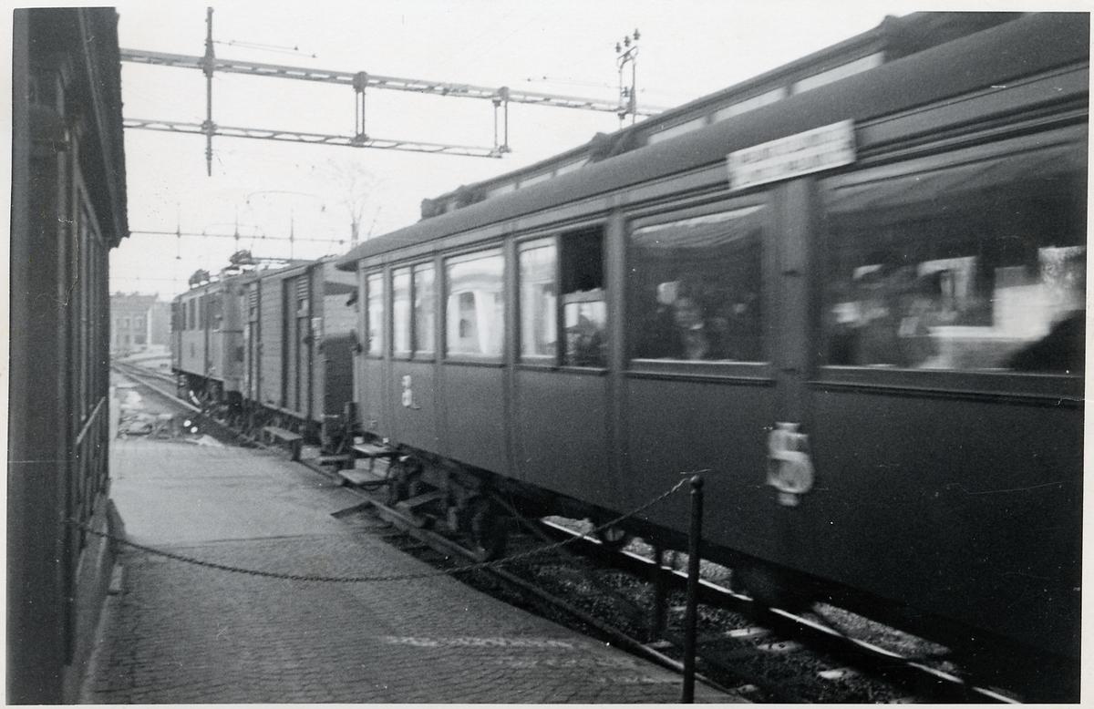 Statens Järnvägar, SJ persontåg, personvagn SJ C05.