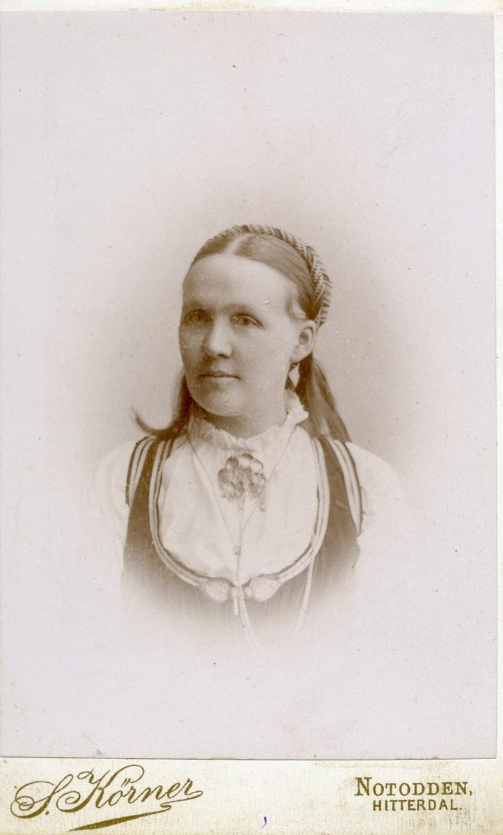 Portrett av Ingeborg Opheim
