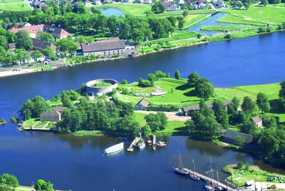 Isegran i Fredrikstad. Foto/Photo