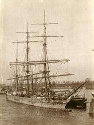 Bark 'Adolf Tidemand' (ex Hannibal)(b. 1862, Surold & Roger,