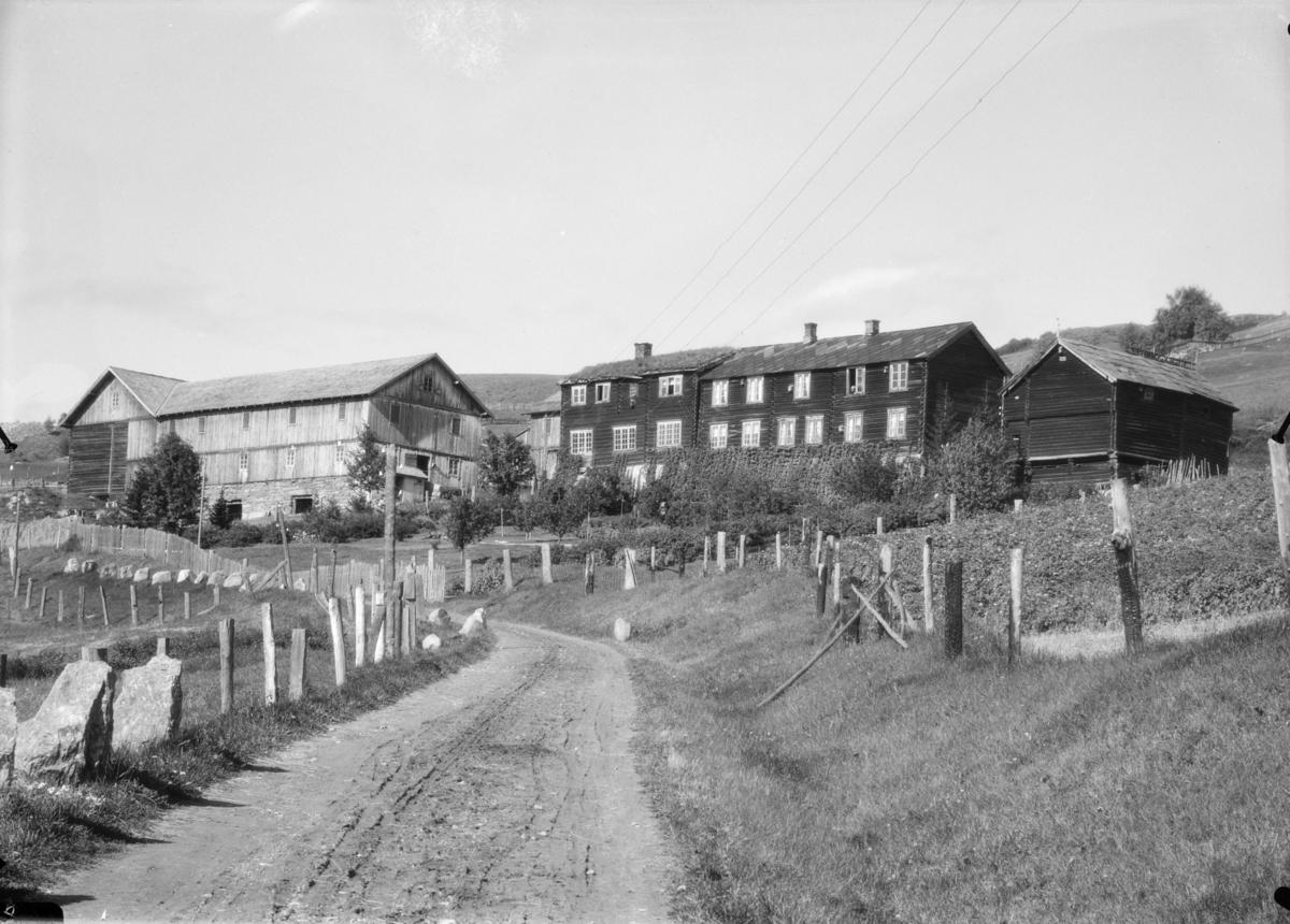 Vågåmo, gardsbruket Råstad Sygard