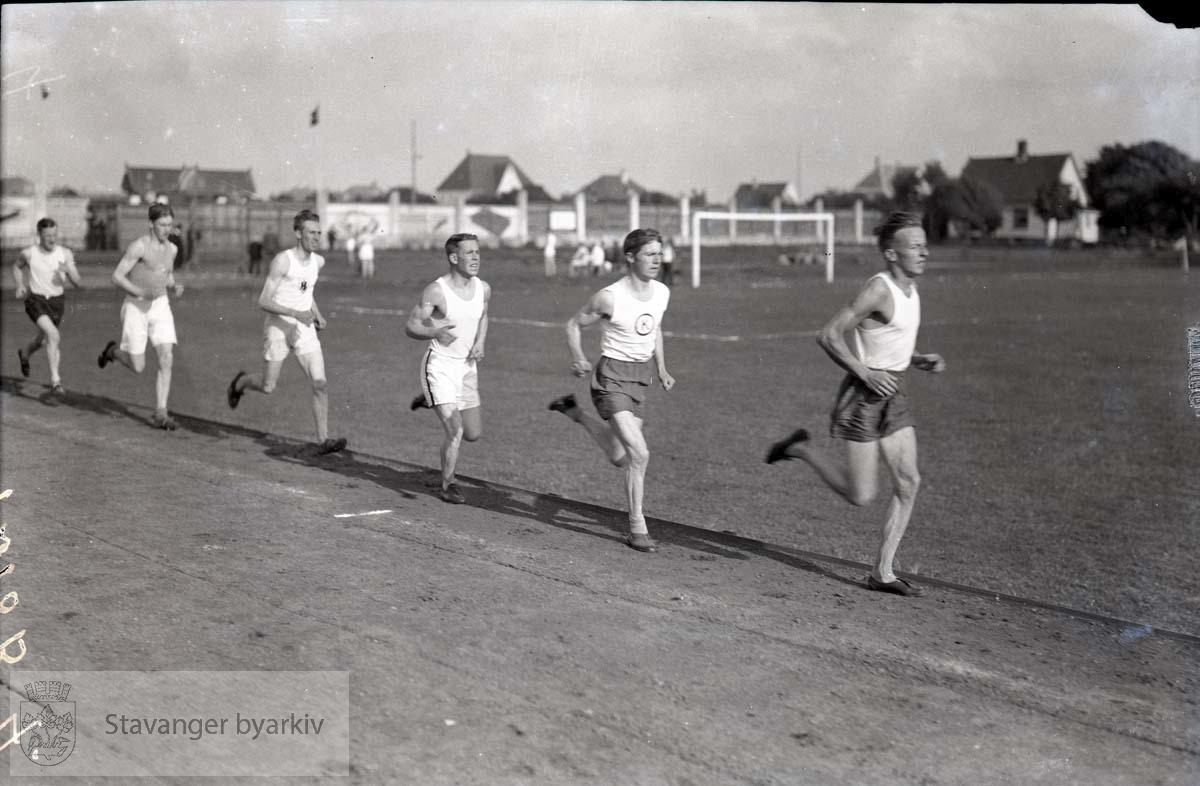 Løpere / sprint