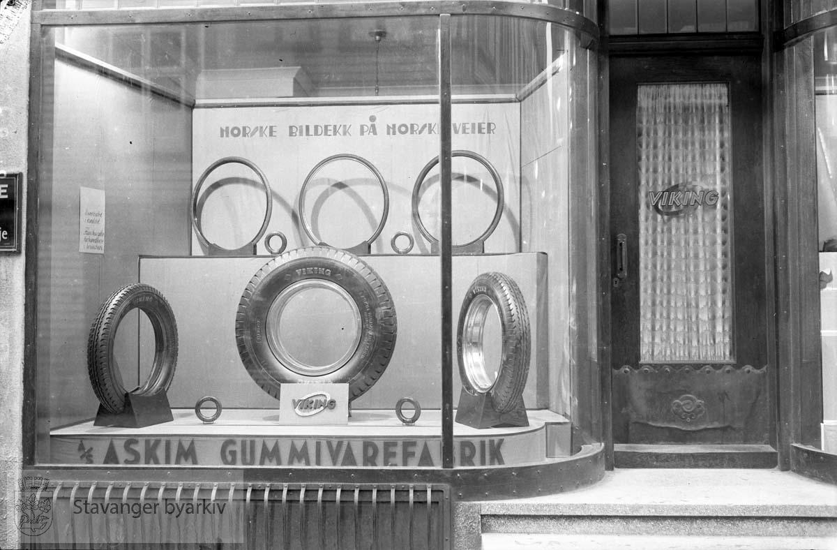 Askim Gummivarefabrikk . .Muligens Kirkegata 16, der Børge Roan holder til i dag?.
