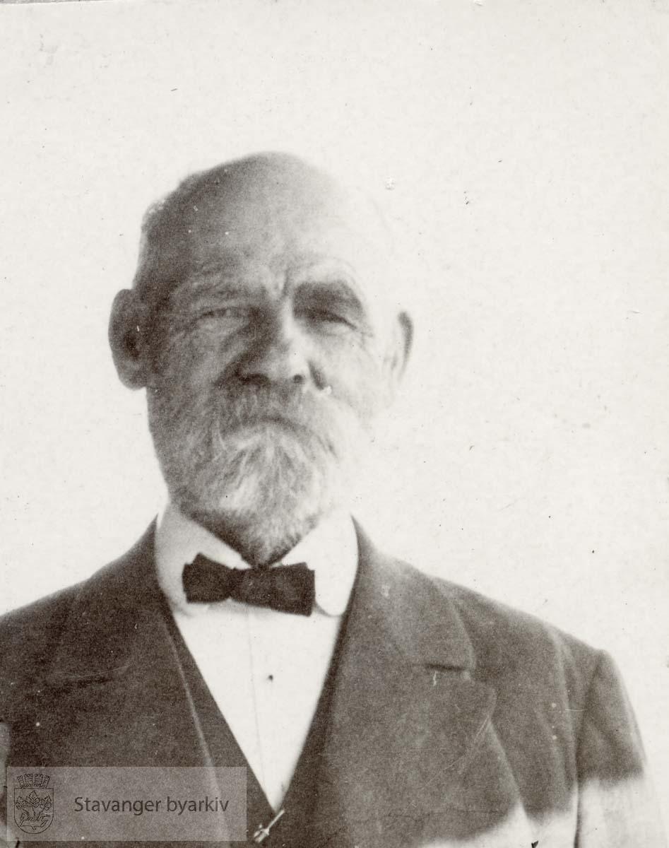 Portrett av Carl Sundbland