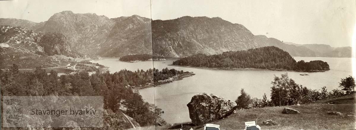 Tronåsen og Hammarøy