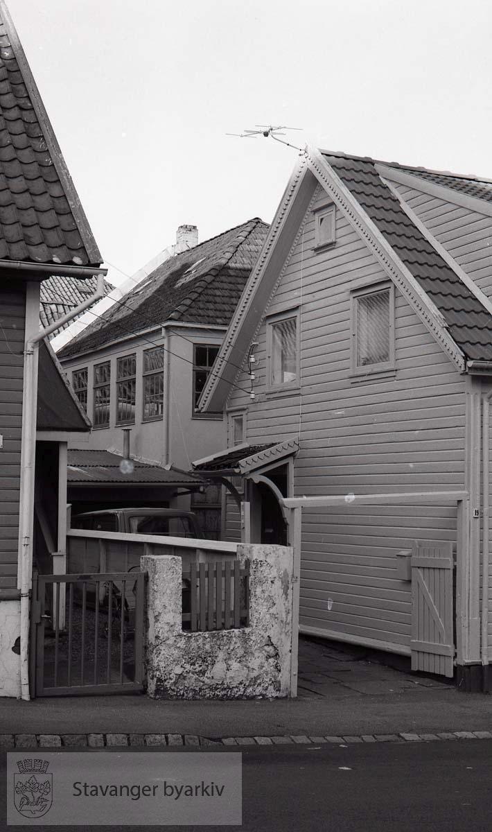 Peder Claussøns gate 19