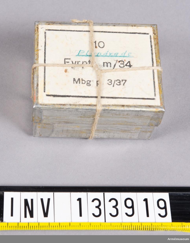 Ask till fyrpatron m/1934