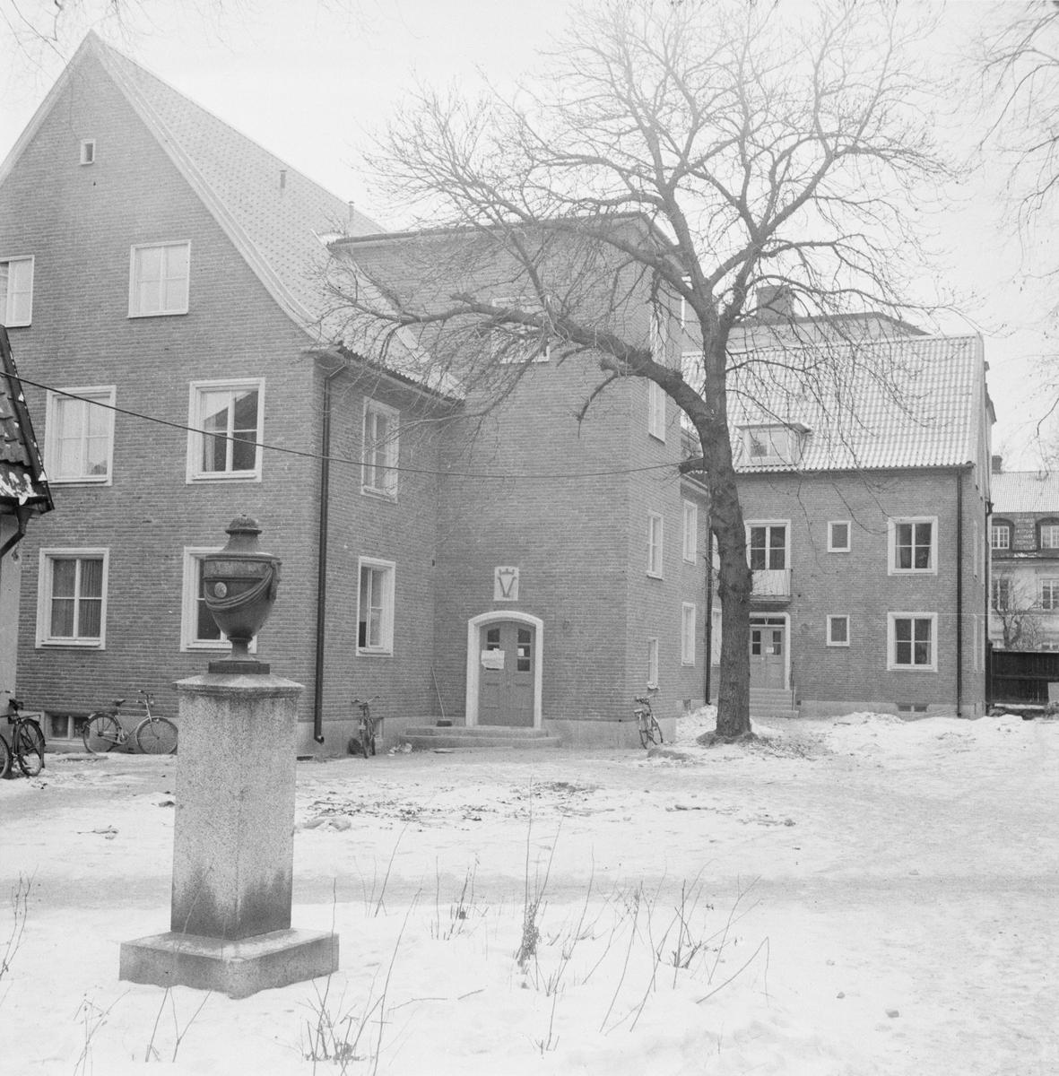 Västgöta nation, Västgötagården, Uppsala 1948
