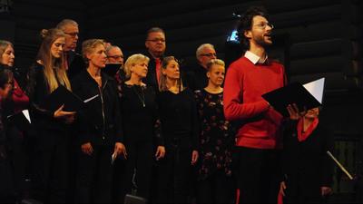 KoriÅmot holder jubileumskonsert under Sandbeckdagene