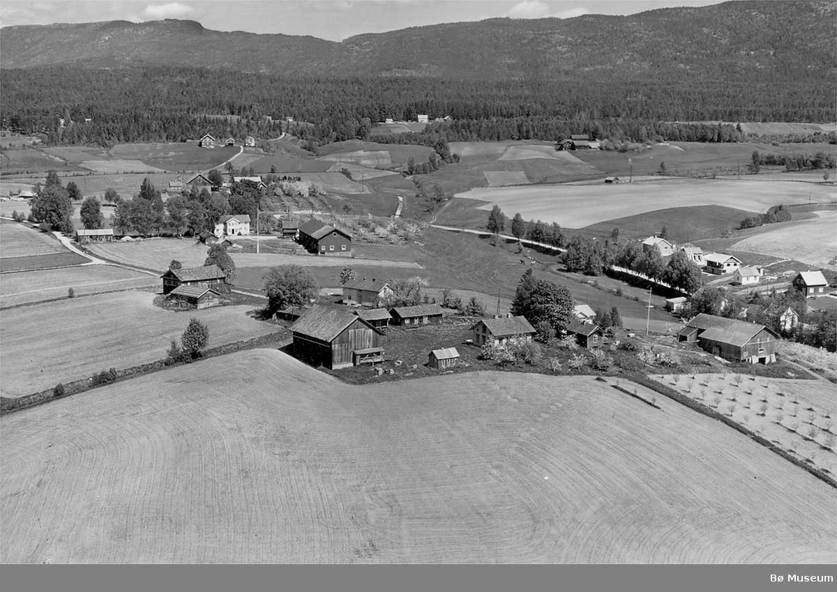 Flyfoto av Folkestad Midtgard