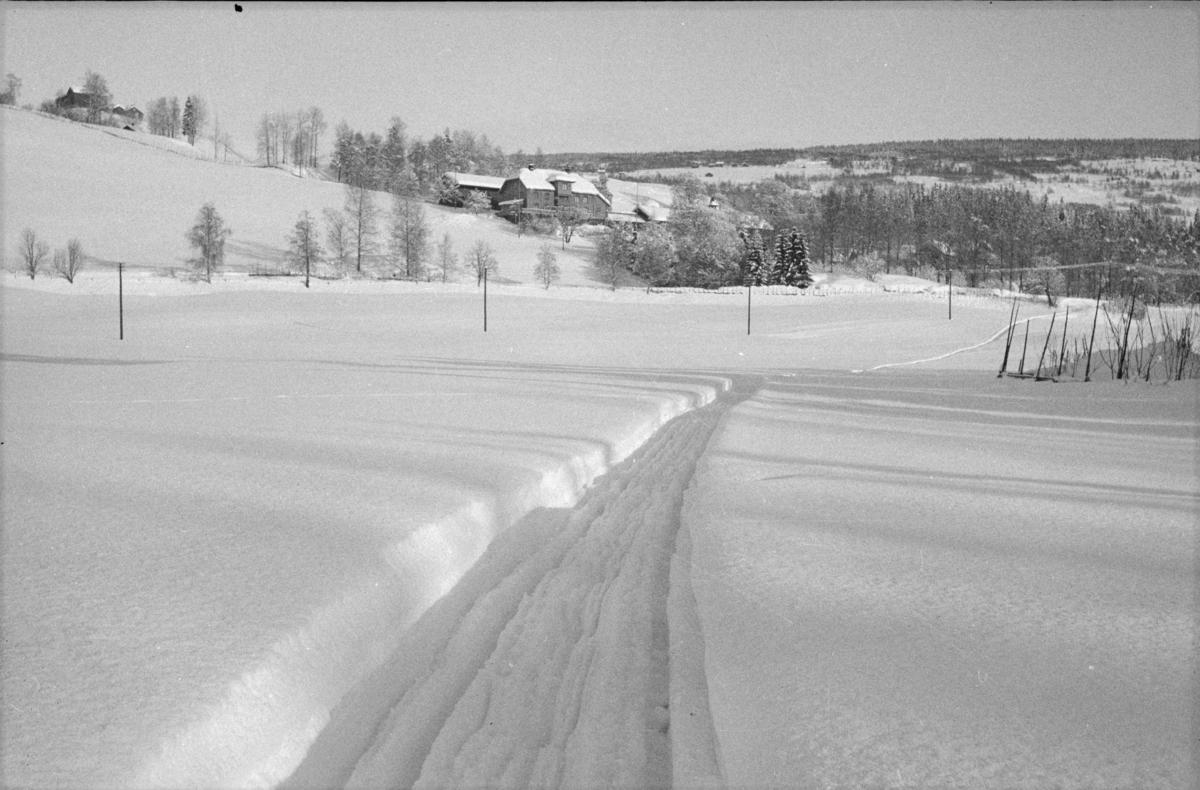 Gausdal, Follebu, Aulestad sett fra nord.