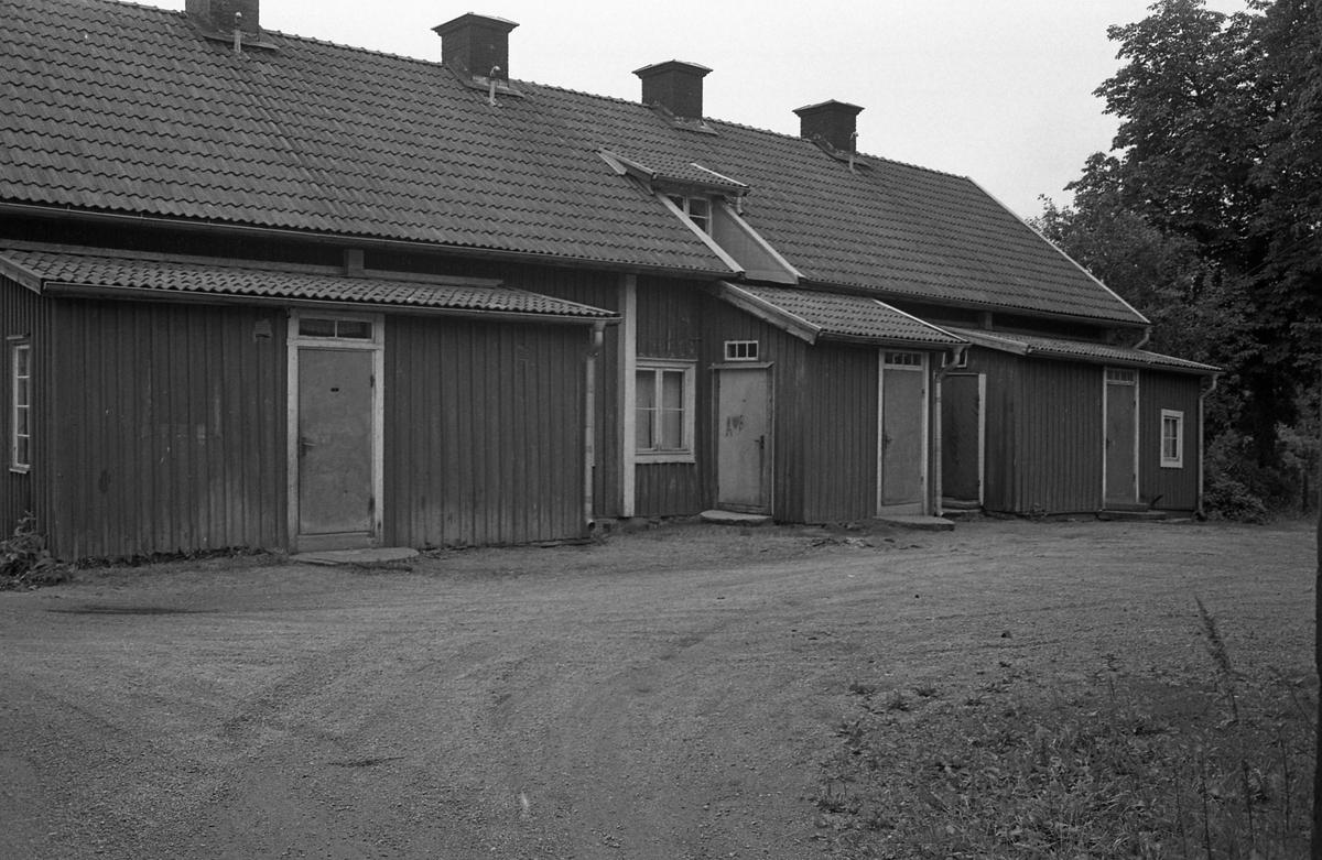 """""""Lerkåken"""", arbetarbostäder vid """"Meken"""", Arboga Mekaniska Verkstad."""