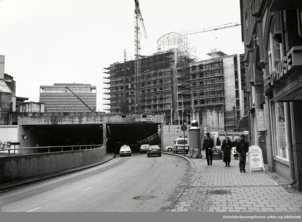 Ibsenringen. 1992