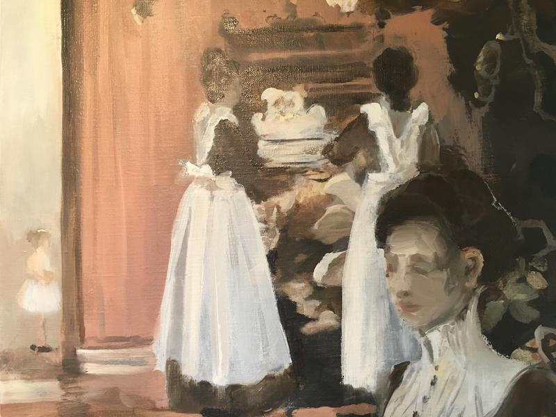 Maleri Hilde Grønstad sunde
