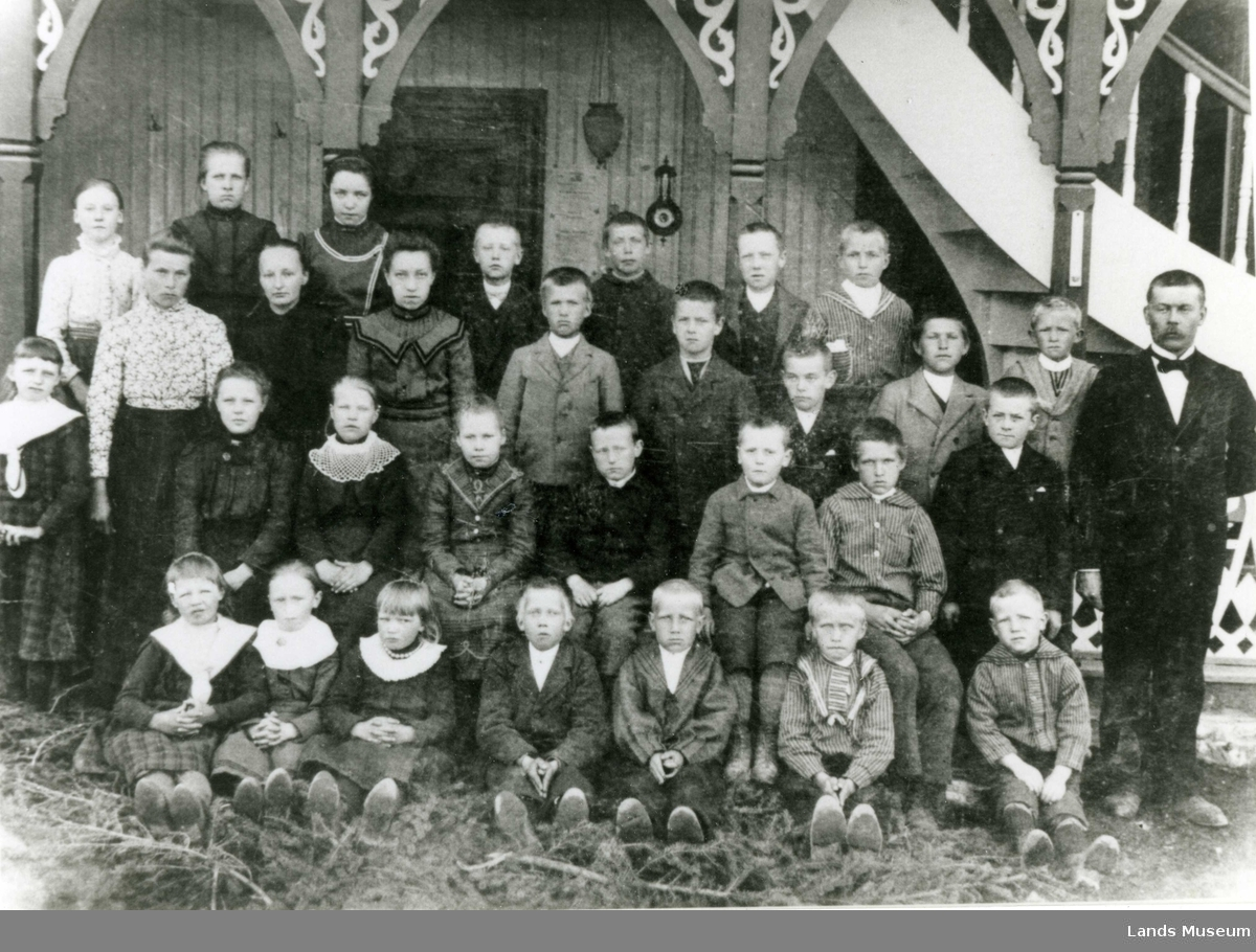 Myrvang skole 1900-1902