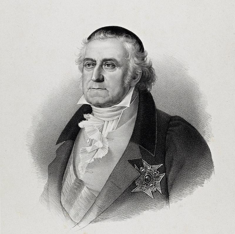 Måleri 1815: Fredric Westin, foto: Nasjonalbiblioteket