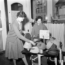 Billigsalg på damehatter hos Solveig Arntsen Hatter