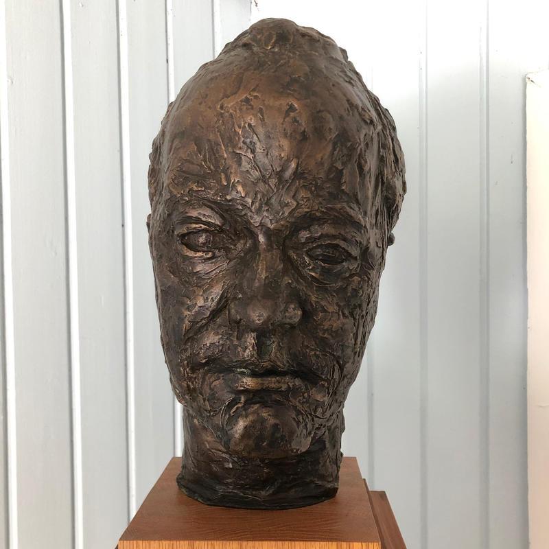 Sigurd Hoel skulptur