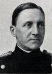 Norsk jurist som tok tjeneste i Fristaten Kongo (EIC) fra 1907 og deretter i Belgisk Kongo.