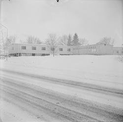 Uppsala sjuksköterskehem, Uppsala, februari 1961