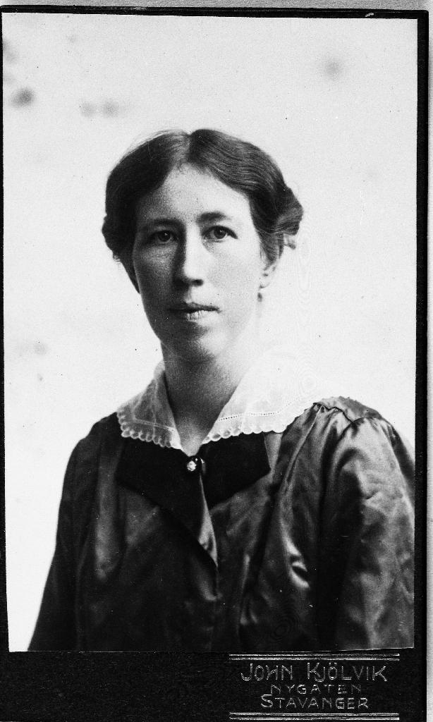 Elisabeth Time (1889 - 1962)