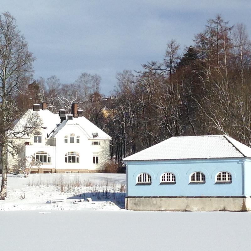 Foto: Dikemark museum (Foto/Photo)