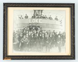 Besättningen av monitoren Loke 1877