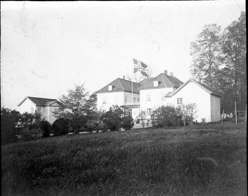 Foto: (Antakelig mellom 1890-1910) Worm-Pettersen, Severin/Norsk teknisk Museum. (Foto/Photo)