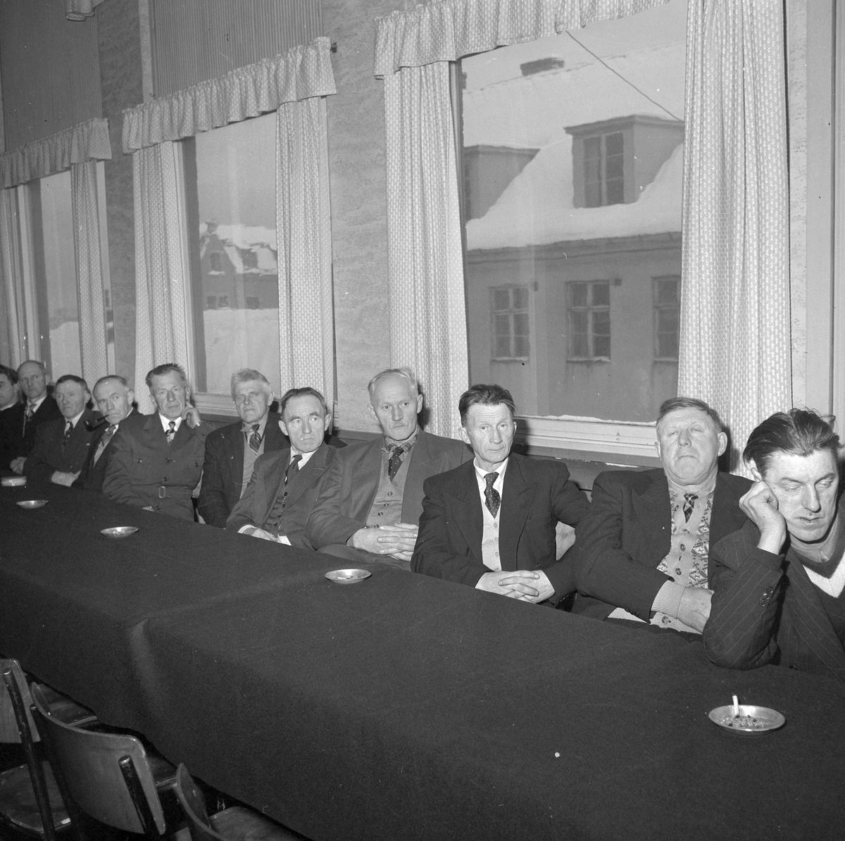 Sør-Trøndelag Bonde- og Småbrukarlag på tillitsmannsmøte i Trondheim