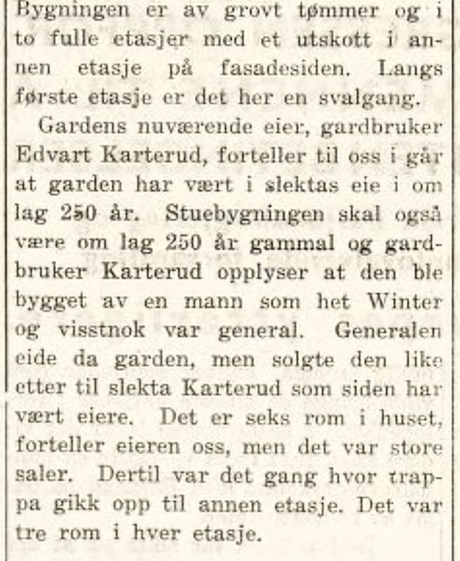 Kongsvinger Arbeiderblad 16. juni 1943. (Foto/Photo)