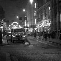 Karl Johans gate ved Kongens gate.