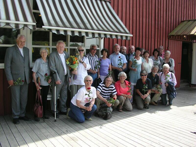Foto: 25-årsjubileet til Fetsund Lenseminneforening i 2010. (Foto/Photo)